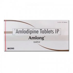 Amlodipine Tablets IP - 15 Tabs